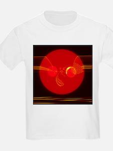 Computer virus, conceptual artwork - T-Shirt