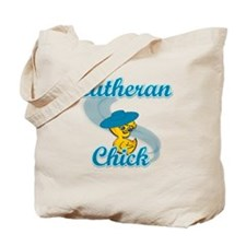 Lutheran Chick #3 Tote Bag