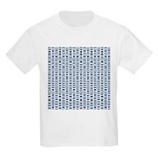 DNA sequences - T-Shirt