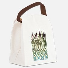 Celtic Bullrushes Canvas Lunch Bag