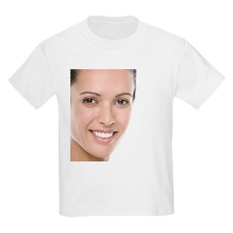 Healthy woman - Kids Light T-Shirt