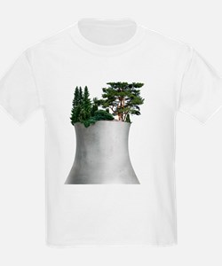 Green industry, conceptual image - T-Shirt