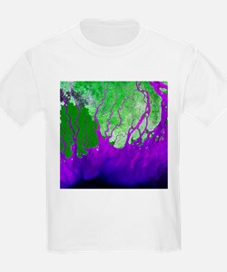 Ganges Delta - T-Shirt