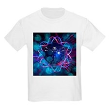 Human genome, conceptual artwork - T-Shirt