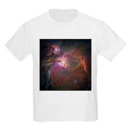 Orion nebula (M42 and M43) - Kids Light T-Shirt