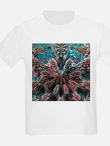 Mandelbulb fractal - T-Shirt