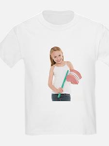 Learning dental hygiene - T-Shirt