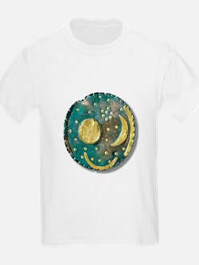 Nebra sky disk, Bronze Age - T-Shirt
