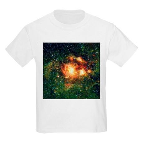 Star-birth region, space telescope image - Kids Li