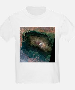 Snow on Mount Kilimanjaro, 2000 - T-Shirt