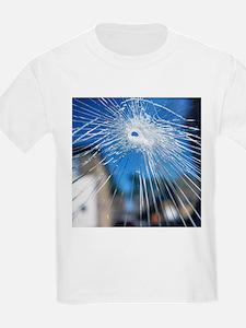 Broken glass - T-Shirt