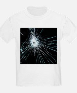 Broken glass - T-Shirt