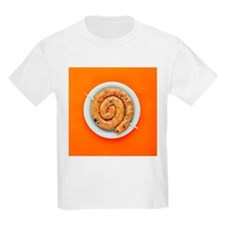 Coiled sausage - T-Shirt
