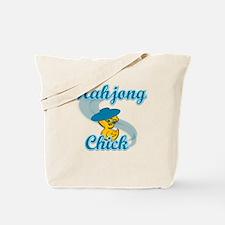Mahjong Chick #3 Tote Bag