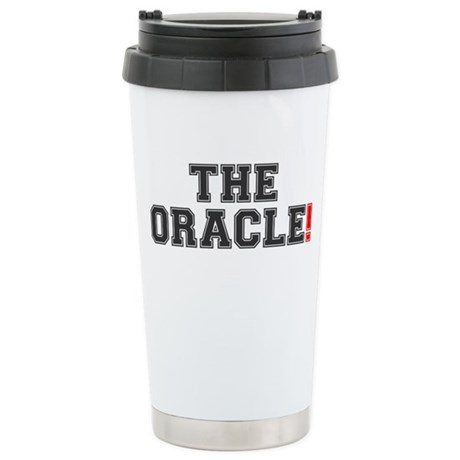 THE ORACLE! Stainless Steel Travel Mug