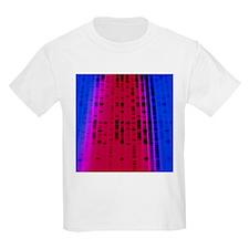 DNA autoradiogram - T-Shirt