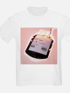 Blood bag - T-Shirt
