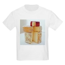 Cheese selection - T-Shirt