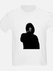 Gun crime - T-Shirt