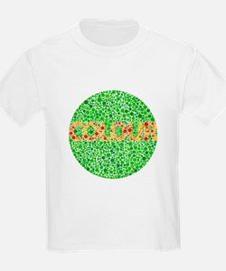 Colour blindness test - T-Shirt
