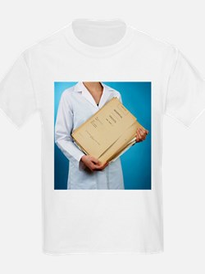 Medical records - T-Shirt