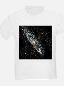 Andromeda Galaxy, UV image - T-Shirt