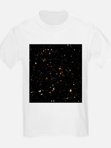 Hubble Ultra Deep Field galaxies - T-Shirt