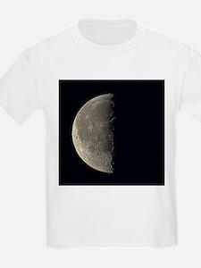 Last quarter Moon - T-Shirt