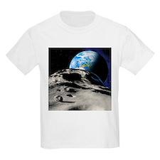 Near-Earth asteroid - T-Shirt