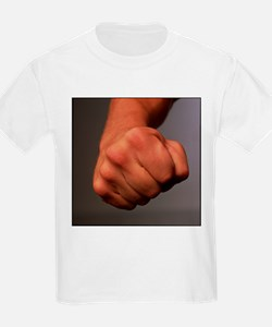 Clenched fist - T-Shirt