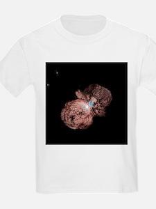 Eta Carinae, Hubble image - T-Shirt