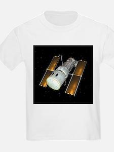 Hubble Space Telescope, artwork - T-Shirt