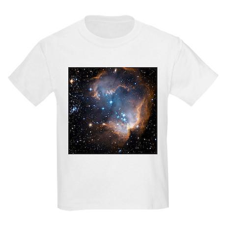 Starbirth region NGC 602 - Kids Light T-Shirt