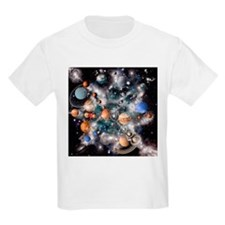 Solar system planets - T-Shirt