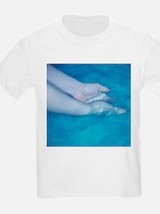 Washing hands - T-Shirt