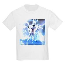 Astronaut in a space warp - T-Shirt