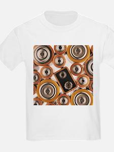Batteries - T-Shirt