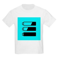 Battery level indicator - T-Shirt