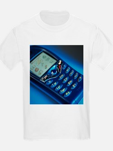 Mobile phone - T-Shirt
