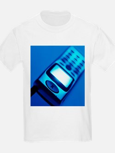 Mobile telephone - T-Shirt