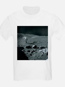 Apollo 17 astronaut - T-Shirt