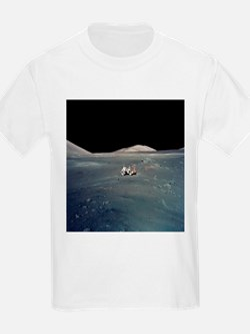 Apollo 17 astronauts - T-Shirt