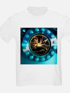 Time-of-flight secondary mass spectrometer - T-Shirt