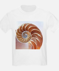 Nautilus shell - T-Shirt