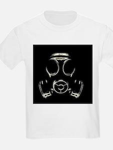 Gas mask - T-Shirt