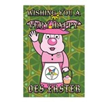 Mrs. Easter Bunny Postcards (Package of 8)