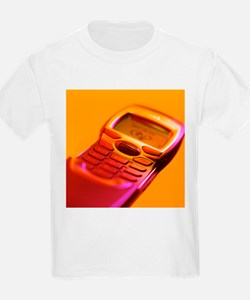 WAP mobile telephone - T-Shirt