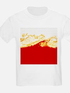 Waves on a white dwarf star - T-Shirt