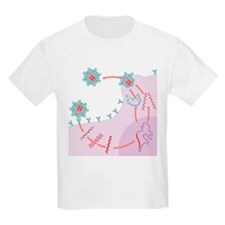 HIV replication - T-Shirt