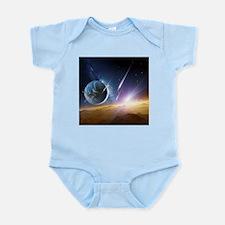 Earth-like planet, artwork - Infant Bodysuit